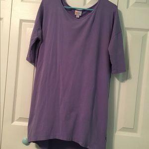 Lularoe medium purple Irma